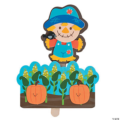 Scarecrow Pop-Up Craft Kit