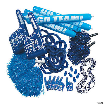 School Spirit Assortment - Blue