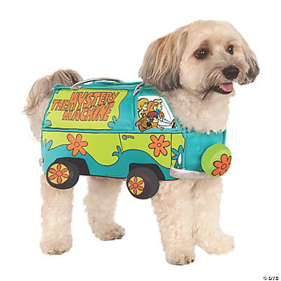Scooby Doo Mystery Machine Dog Costume