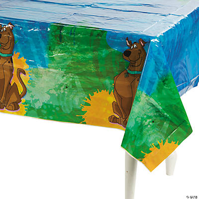 Scooby-Doo!™ Mystery Tablecloth