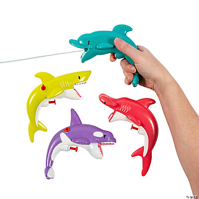 Sea Life Squirt Guns