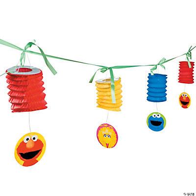 Sesame Street Crafts All Year Round