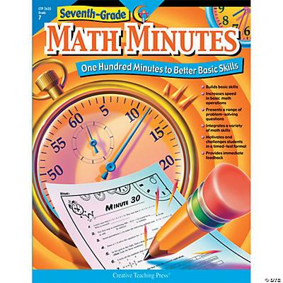 math worksheet : math minute worksheets for seventh grade game  math minute  : Math Minutes Worksheets