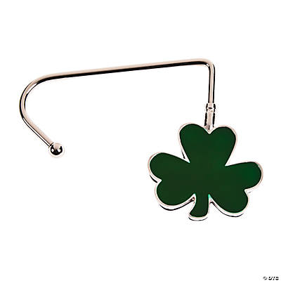 Shamrock Purse Holder
