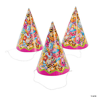 Shopkins™ Cone Hats