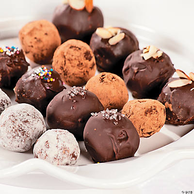 Simple Chocolate Truffles Recipe