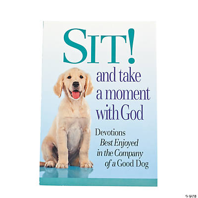 """Sit! & Take Moment with God"" Book"