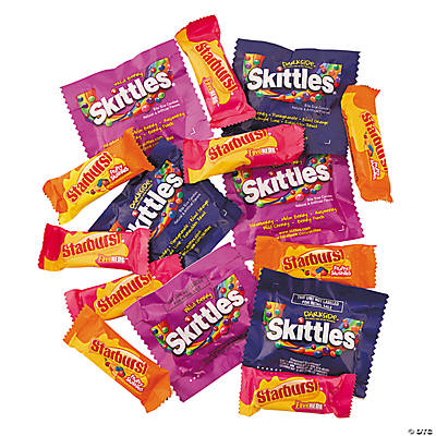 Skittles® & Starburst® Halloween Mix