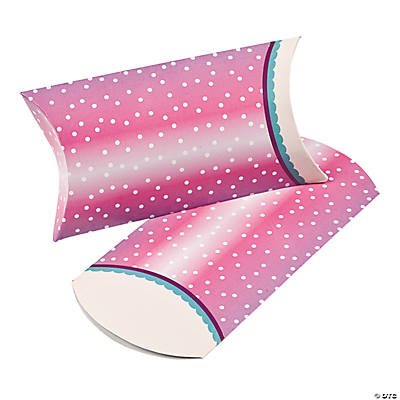 Slumber Party Pillow Boxes