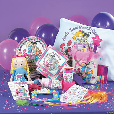 Slumber Party Ultimate Party Pack