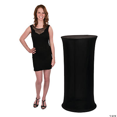 Small Black Column Slip