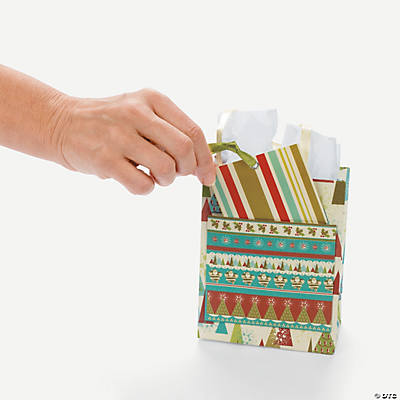 Small Gift Bags with Cards