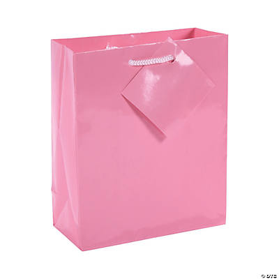 Pink gift bags small pink gift bags negle Gallery