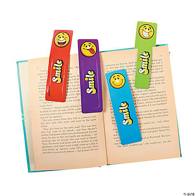 Smile Face Bookmarks