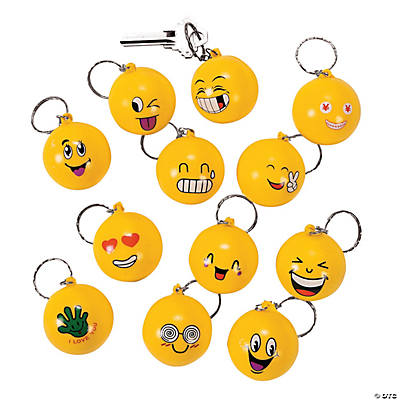 Smile Face Keychains