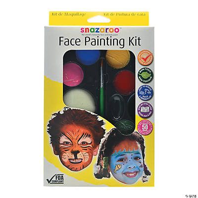 Snazaroo Face Painting Kits Unisex