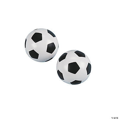Soccer Ball Bouncing Balls