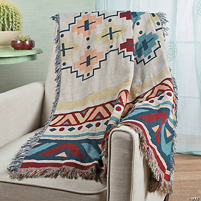 Southwest Throw Oriental Trading Discontinued
