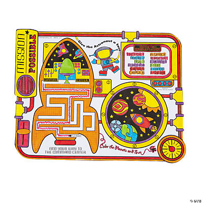 Space Activity Mats