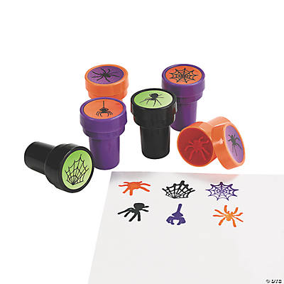 Spider & Web Stampers