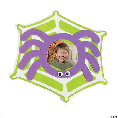 Spider Picture Frame Magnet Craft Kit
