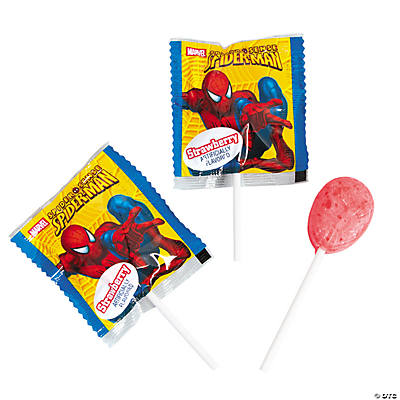 Spider Sense Spider-Man™ Lollipops