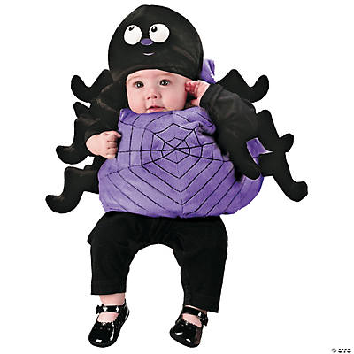 Spider Vest with Hat Infant Child's Costume