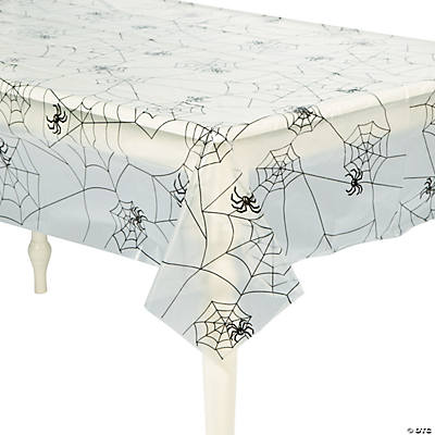 Spider Web Tablecloth