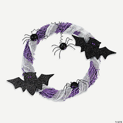 Spider Wreath Craft Kit