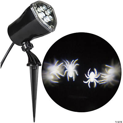 Spiders Lightshow Projector Display