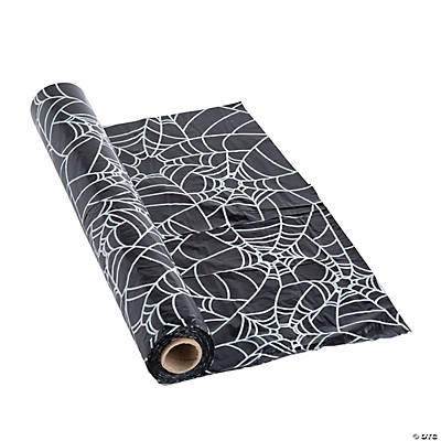 Spiderweb Tablecloth Roll