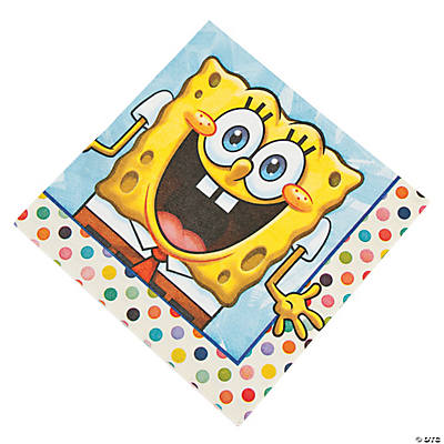 SpongeBob SquarePants™ Luncheon Napkins