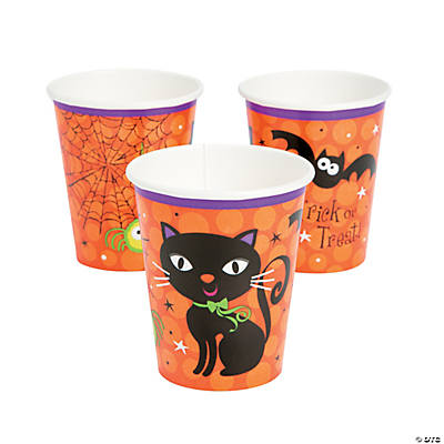 Spooky Boots Cups
