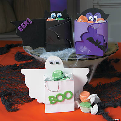 Spooky Friends Gift Bags Idea