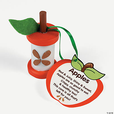 Spool Apple Craft Kit