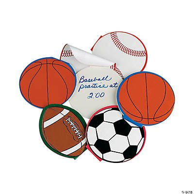 Sport Ball Notepads