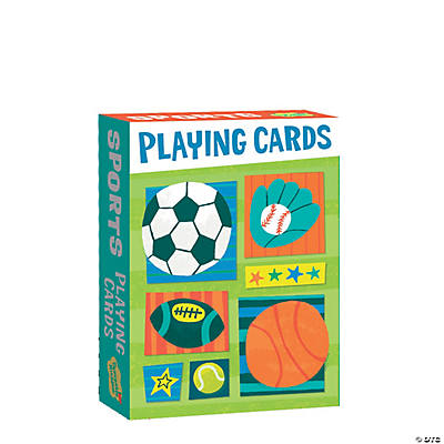 Sports Playing Card Pack