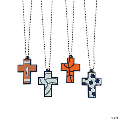Sports VBS Charm Necklaces