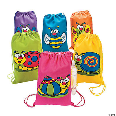Spring Bug Backpacks