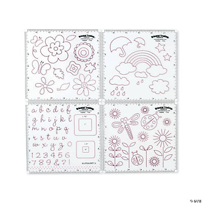 Spring Fling Punch & Stitch Sheets