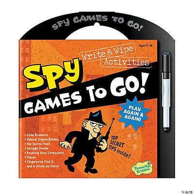 Spy Games To Go