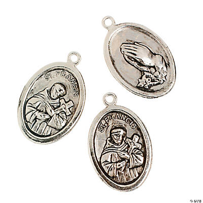 St. Francis Charms