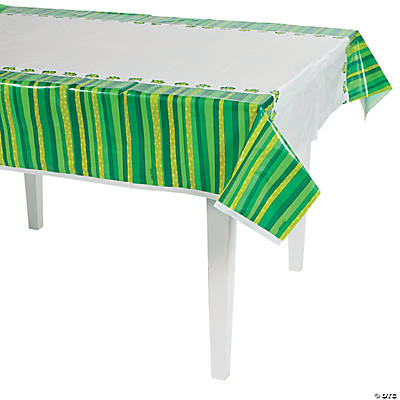 St. Pat's Day Cheer Tablecloths