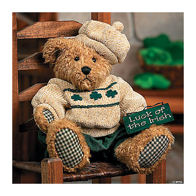 St. Patrick's Day Paddy Bear