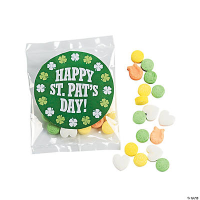 St. Patrick's Day Candy Fun Packs