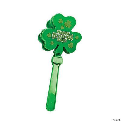 St. Patrick's Day Hand Clappers