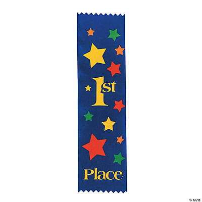 """1st Place"" Blue Ribbon Awards"