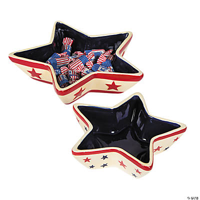Star-Shaped Bowls
