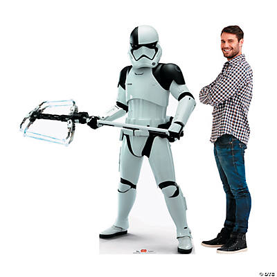 Star Wars™ Episode VIII: The Last Jedi Executioner Stormtrooper Cardboard Stand-Up