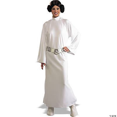 Star Wars™ Princess Leia Deluxe Costume for Women